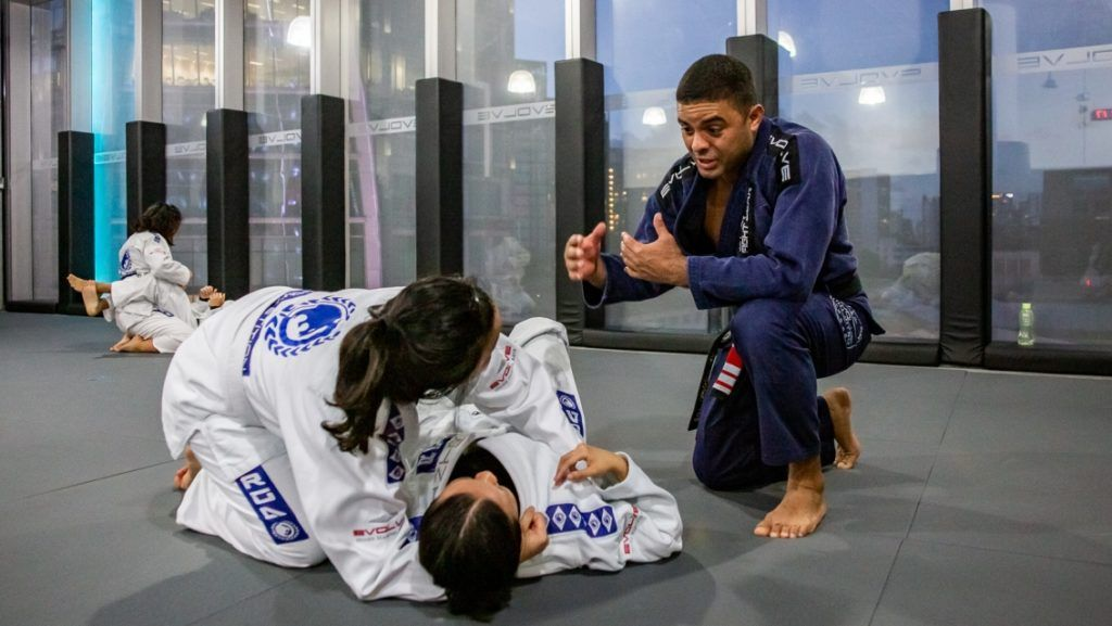 Mixed Age Learning BJJ