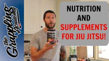 Supplements for BJJ