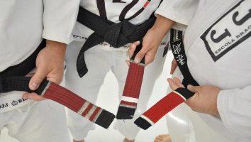 Brown Belt in Jiu Jutsu