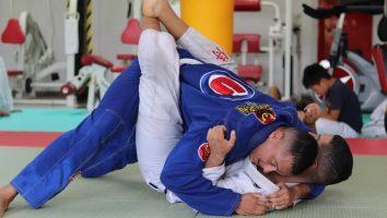 Brazilian Jiu-Jitsu Workout