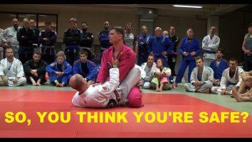 Safety in Brazilian Jiu-Jitsu