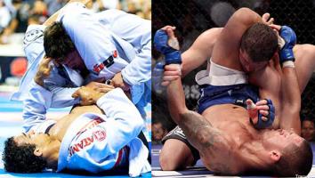 Jiu Jitsu mixed martial arts