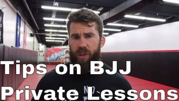Pros and Cons of Private lessons in bjj