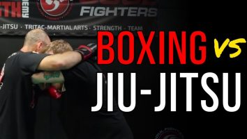 Jiu-Jitsu or boxing