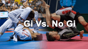GI and No-Gi Jiu-Jitsu: What are the Differences?