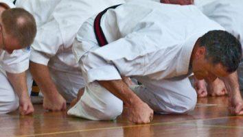 OSS meaning in Jiu Jitsu
