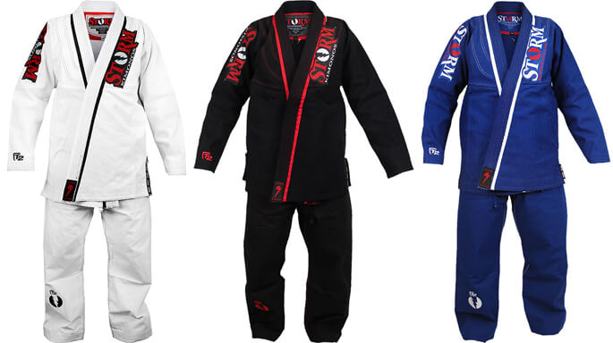 What Color BJJ GI Should I Get?
