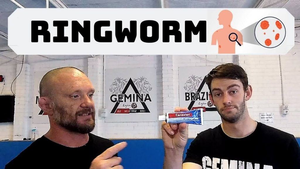Control Ringworm in your Gym or Workout Center