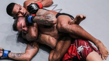 Brazilian Jiu-Jitsu Moves in MMA