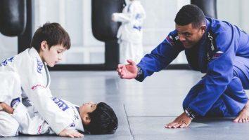 Sport Jiu-Jitsu self-defense