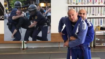 Brazilian Jiu Jitsu in Law Enforcement