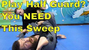 Master the Half Guard