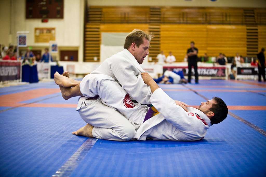 Simple Steps To Win BJJ White Belt Competitions