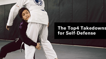 Takedowns for Self-Defense