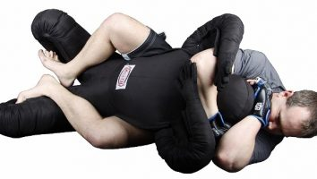 Sparring-Dummy for Solo BJJ Training
