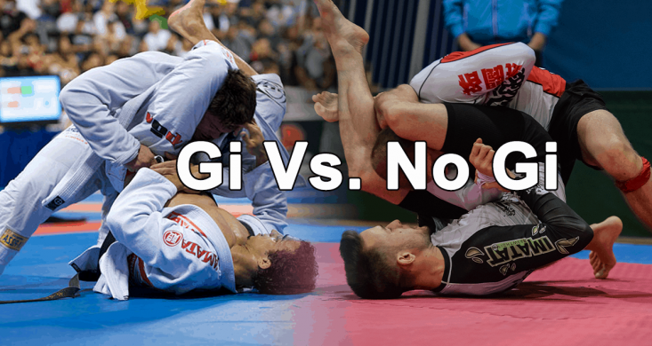 Jiu Jitsu Gi vs No Gi Explained