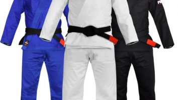 color of Gi in BJJ